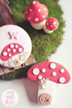 Little Red Riding Hood Party Supplies | Life's Little CelebrationsLife's Little Celebrations Cookies by Love Every Detail