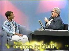 Entrevista Cazuza - Jô Soares em 1988 - VERSÃO COMPLETA - PARTE ÚNICA