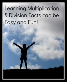 teaching multiplication and division facts Times Tales
