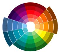 Dual Complementary  Color Scheme