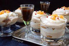 Τιραμισού Κάστανου Chestnut Recipes, Kitchen Stories, Greek Recipes, Let Them Eat Cake, Tiramisu, Panna Cotta, Sweet Chestnut, Food And Drink, Pudding