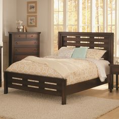 Found it at Wayfair - Hudson Valley Slat Bed