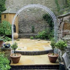 Image Result For Garden Arches Uk
