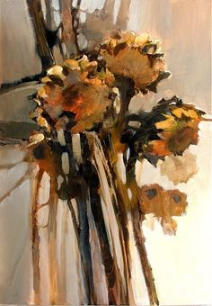 driedsunflowers22x15acrylic.jpg