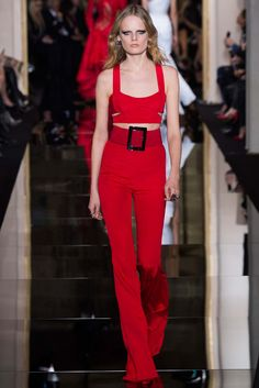 Atelier Versace Haute Couture spring summer 2015 collection - Fab Fashion  Fix 587622a7109