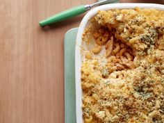 Get Buffalo-Chicken Macaroni and Cheese Recipe from Food Network