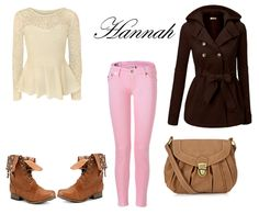 Hannah, an outfit for a friend