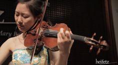 Heifetz 2015: Mendelssohn Violin Concerto w/Ji-Won Song