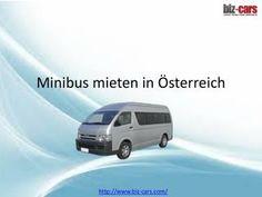 Finden Sie die besten Tarifen, Minibusse in Österreich zu mieten heraus: http://www.biz-cars.com/