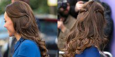 Kate Middleton, We Love You, But Please Stop Wearing Hair Clips  - HarpersBAZAAR.com