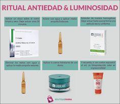 ritual antiedad y luminosidad endocare