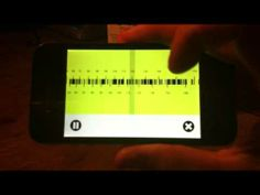 Barcodas - iOS barcode music generator. Leo van der Veen, the name behind c74, an iPhone app that let's you connect your device with Cycling '74′s Max/MSP 5, has just published a new app that allows you to scan any barcode and produce melodies from them. The app scans any ean (8 or 13) or upc (e or a) barcode and turns it into a musical pattern in a user-selectable harmonic scale. Think of thousands of melodies to discover in your local supermarket!