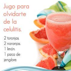 Salud. #jugo #celulitis #anticelulitis