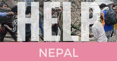Let's #HelpNepal! For every person who signs up on CatchyFreebies.com through May 5, 2015, we will donate to earthquake relief efforts to support those in need in Kathmandu. Be a part of the solution!