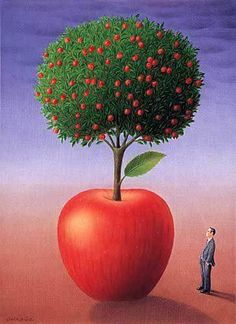 Kai Fine Art is an art website, shows painting and illustration works all over the world. Amazing Drawings, Art Drawings, Art Through The Ages, Surreal Artwork, Apple Art, Fruit Art, Light Painting, Autumn Trees, Funny Art
