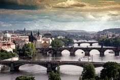 Prague is at the top of my list of dream destinations! Prague is at the top of my list of dream destinations! Places Around The World, Oh The Places You'll Go, Great Places, Places To Travel, Places To Visit, Around The Worlds, Amazing Places, European Vacation, Vacation Spots