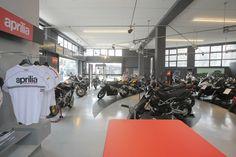 #Aprilia #motorbikes #motorcycle #store interiors