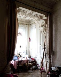 Коммунальная квартира на Суворовском проспекте Communal Living in St. Petersburg
