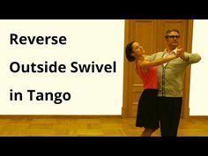 Tango - Reverse Outside Swivel Salsa Dance Lessons, Ballroom Dance Lessons, Ballroom Dancing, Waltz Dance, Tango Dance, Dance Technique, Dance Quotes, Dance Sayings, Simple