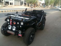 jeep willys modified - Google Search