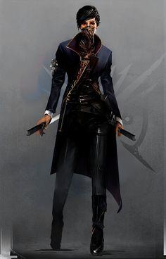 Dishonored 2 - Emily Kaldwin
