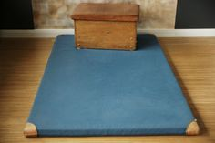 Turnmatte blau weich