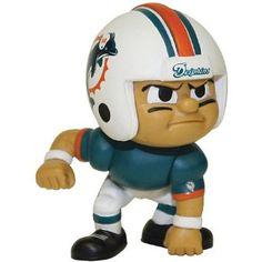 Amazon.com: NFL Miami Dolphins Lil' Teammates Lineman Figurine: Sports & Outdoors