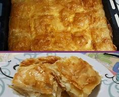 Cookbook Recipes, Cooking Recipes, Spanakopita, Cooking Time, Lasagna, Macaroni And Cheese, Food And Drink, Favorite Recipes, Savoury Pies