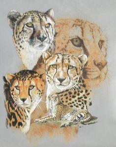 Animal Mixed Media - Expeditious de Barbara Keith