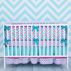 Ryleigh 3-Piece Crib Bedding Set