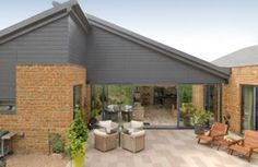 Cedral weatherboard cladding is such a popular choice to give your home an instant uplift. We caught up with Marley Eternit to learn some more. Black Cladding, Cedar Cladding, House Cladding, Cladding Materials, Cladding Systems, Cedral Weatherboard, Fibre Cement Cladding, Rainscreen Cladding, Hardwood Decking