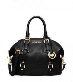 e931cfdf298c MICHAEL Michael Kors Medium Belted Bedford Satchel Handbags - All Handbags  - Bloomingdale s
