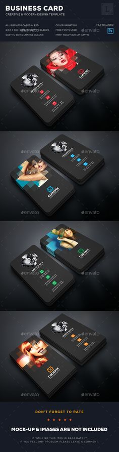 Photography Business Card Template PSD. Download here: http://graphicriver.net/item/photography-business-card/16525688?ref=ksioks