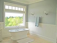 Image result for wooden panelling for walls in bathrooms