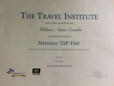 National TAP - Travel Expert