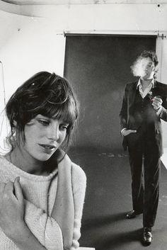 Jane Birkin și Serge Gainsbourg cel mai glam cuplu al anilor Serge Gainsbourg, Gainsbourg Birkin, Charlotte Gainsbourg, Jane Birkin, Kate Barry, Foto Portrait, Lou Doillon, Photo Vintage, Anos 60