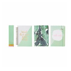 How sweet are these stationery items from the Molli and Mimi range from @targetaus! Not only are we loving the green theme, we're also loving the prices (all featured items are $6 or less). #target #targetaus #stationery