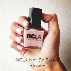 NCLA Not So Sweet Review #vegan #crueltyfree
