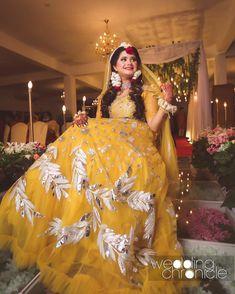 Yellow Lehenga, Ball Gowns, Disney Princess, Formal Dresses, Fashion, Ballroom Gowns, Dresses For Formal, Moda, Ball Gown Dresses