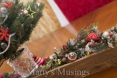 Rustic Christmas Cen