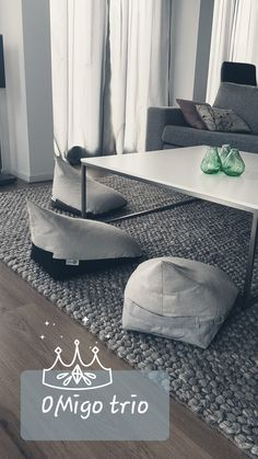 Stylish pillows which get a lot of attention and compliments! OMigo brown, grey and black! How To Sit Properly, Meditation Chair, Bean Bag Sofa, Sitting Positions, Good Posture, Floor Cushions, Ottoman, Creations, Throw Pillows