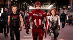 Et si les super-héros étaient sponsorisés par des marques ?  