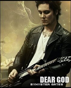 synyster gates by on DeviantArt The Best Damn Thing, Jimmy The Rev Sullivan, Zacky Vengeance, Synyster Gates, Avenged Sevenfold, Cute Celebrities, Heavy Metal Bands, Huntington Beach, I Love Him