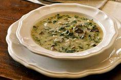 [Ζούγκλα]: Cook: the protagonist of the … – Table Types Fondant, Greek Cooking, Greek Recipes, Easter Recipes, Dinner Table, Recipe Box, Cheeseburger Chowder, Recipies, Soup