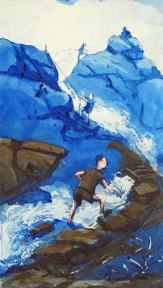 Kristian Finborud - KRANE GALLERI & RAMMEVERKSTED AS Painting, Art, Painting Art, Paintings, Kunst, Paint, Draw, Art Education, Artworks