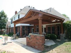 How To Build A Covered Patio |