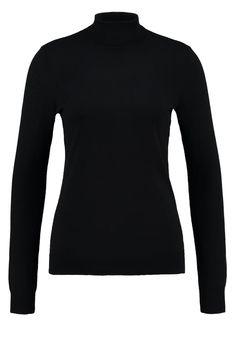 no Ralph Lauren Jumper, Turtle Neck, Sweatshirts, Blouse, Long Sleeve, Sleeves, Sweaters, How To Wear, Black