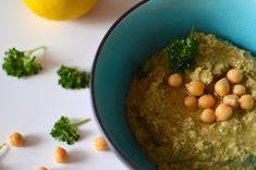 Viikonloppukokki: Hummus - loisto tahna leivän päälle