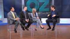 Dr. Emma is a guest on The Dr. Oz show discussing her hCG protocol.