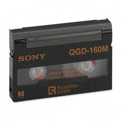 """Sony 8 mm Cartridge, 112m, 5GB Native/10GB Compressed Capacity-- by BND 27242438842 QG112M by BND. $14.56. QG112M. **DISCLAIMER:_ Photo """"May"""" not always represent actual product, refer to detailed title for exact info. SONY 27242438842. Category =Storage Devices-Removable Media / Other Tape Media. These affordable, high quality cartridges are manufactured by one of the most trusted names in recordable media. Enhanced magnetic particles and binder provide enhanced rel..."""
